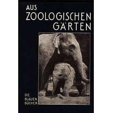 Aus zoologischen Gärten - Titelbild