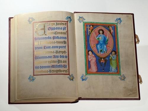 Kopisten im Mittelalter