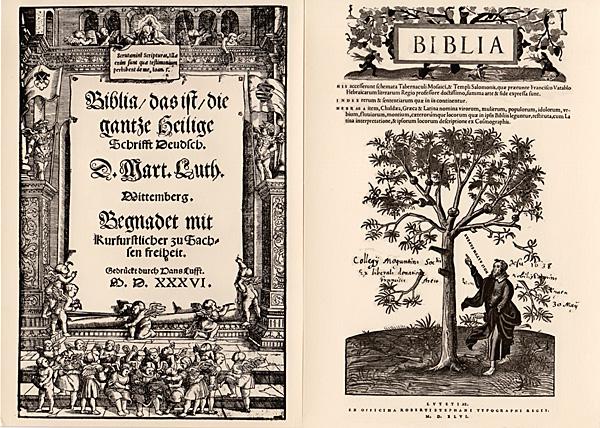 Bibel-Postkarten des Gutenberg-Museums - Klick führt zu meinem Angebot