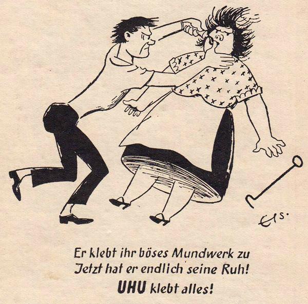KOSMOS Taschenkalender 1954/55