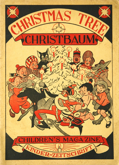 Kusnezov. Christmas Tree. Kinder-Zeitschrift. 3.500 Euro