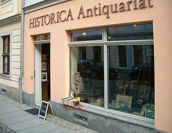 Foto: © Historica Antiquariat Bert Wawrzinek