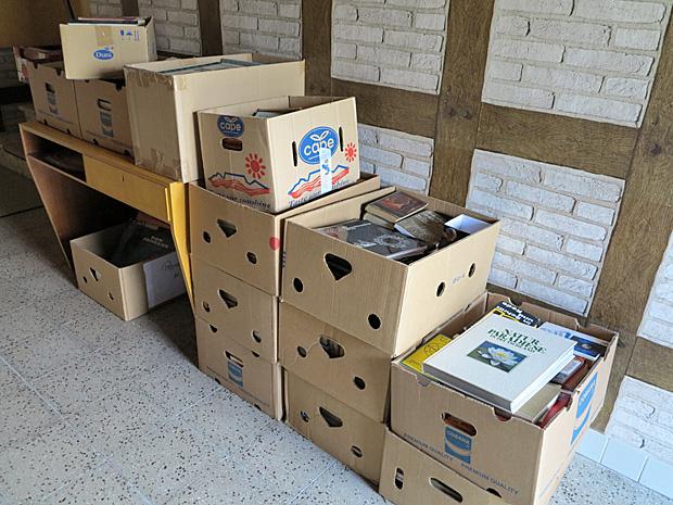Bücherkisten