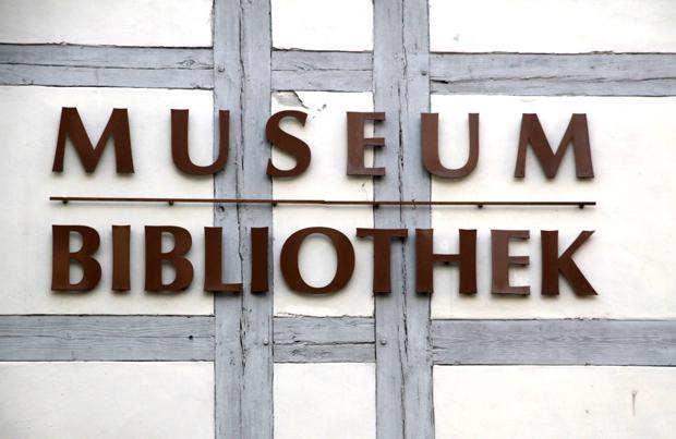 Museum Bibliothek Wernigerode