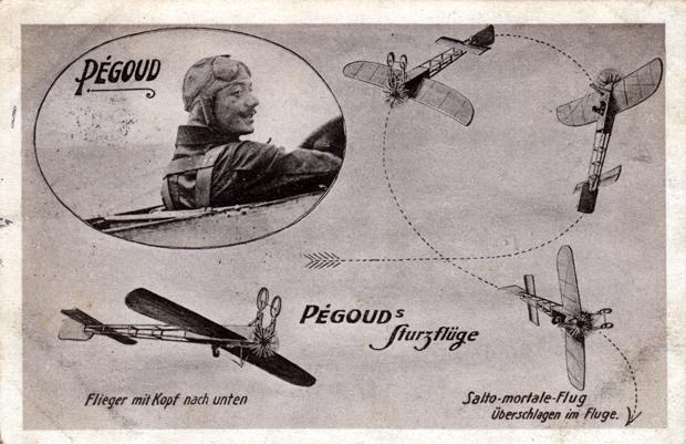 Postkarte mit Poststempel vom 3.11.1913